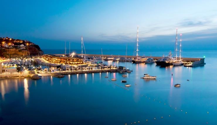 Port Adriano Calvia Mallorca