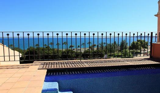 gigantischer meerblick terrasse immobilie Palma