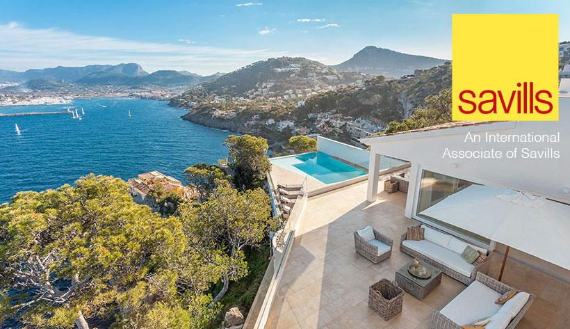 Balearic Properties und Savills bilden eine Partnerschaft