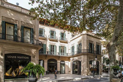 Boutique hotel Mallorca Can Alomar