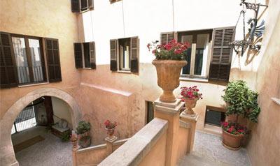 Boutique hotels Mallorca Posada Terra Santa