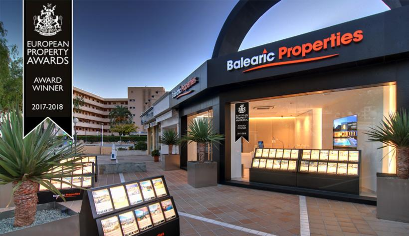 Balearic Properties als Gewinner: European Award Winner Real Estate Agency Marketing Spain