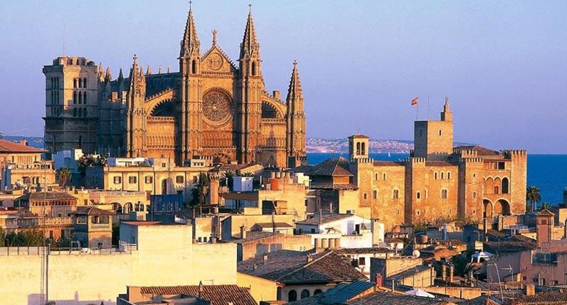 In Palma de Mallorca lebt man am besten auf der Welt
