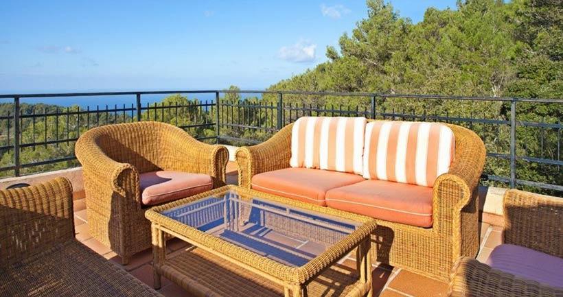 privatgelegene meerblick villa kaufen Valldemossa