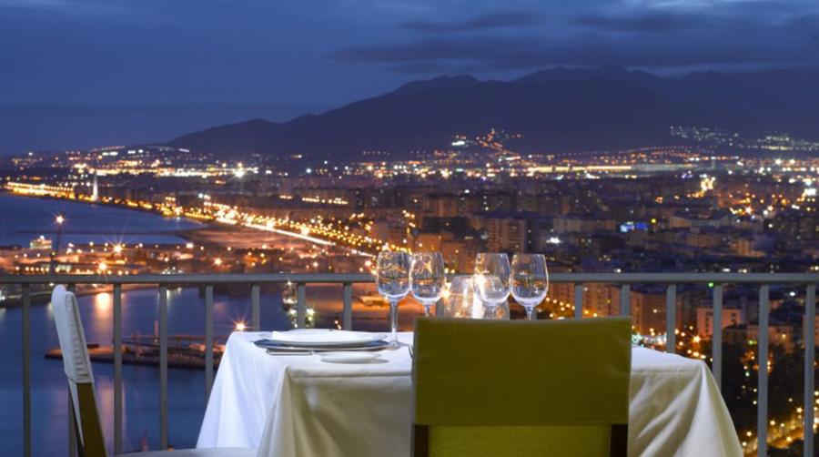 Restauranger med fantastisk utsikt på Mallorca