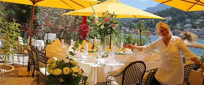 Restaurant Mallorca Agapanto