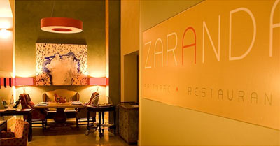 Restaurant Mallorca Zaranda